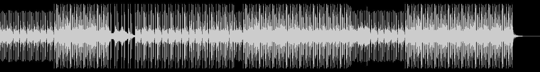 和風ダークヒップホップ7(三味線)の未再生の波形