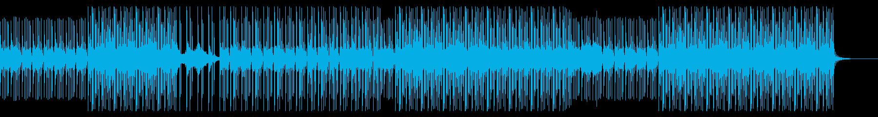 和風ダークヒップホップ7(三味線)の再生済みの波形
