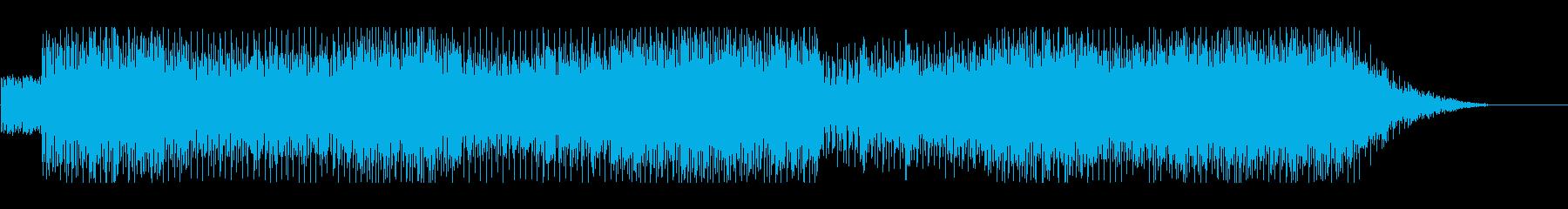 電子ポップの女性ボーカル。 198...の再生済みの波形