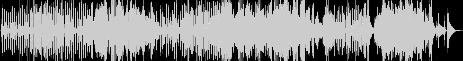 アコギ弾き語り 切ない系フォークソングの未再生の波形