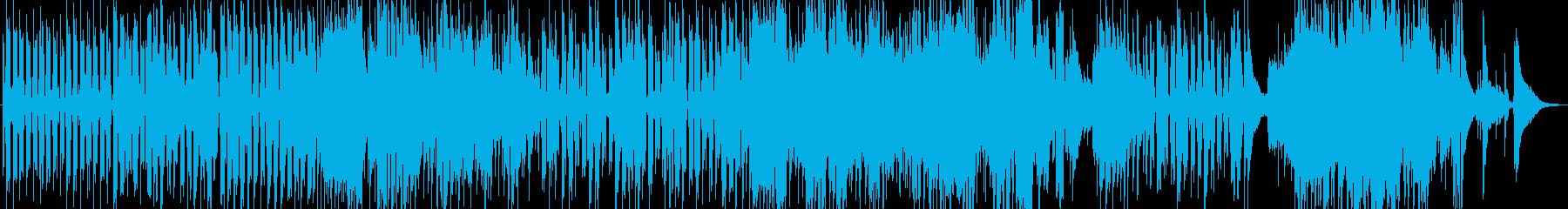 アコギ弾き語り 切ない系フォークソングの再生済みの波形