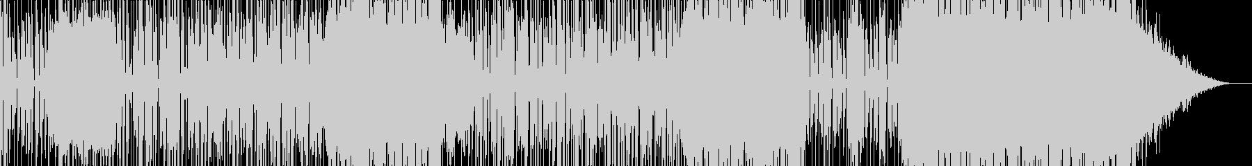 ビッググルービングヒップホップとポ...の未再生の波形