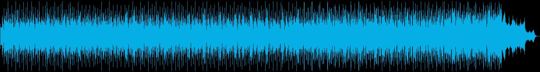 ラウンジ まったり 実験的 アンビ...の再生済みの波形