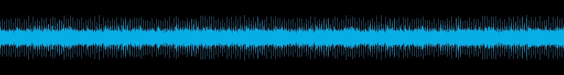 ループで使えるBGMの再生済みの波形