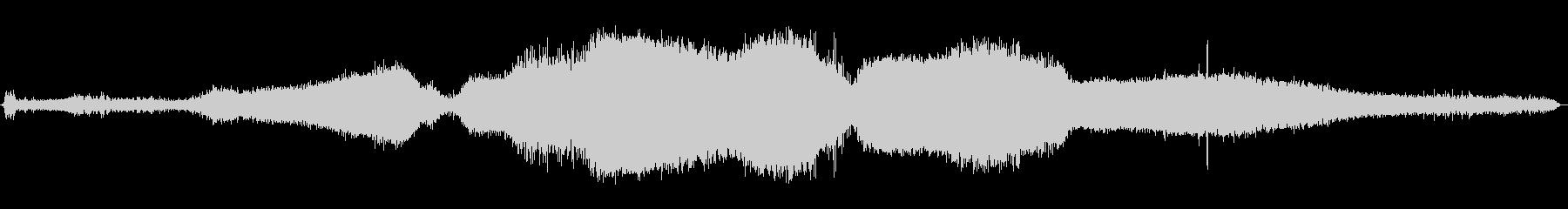 スズキ1100:オンボード:スター...の未再生の波形