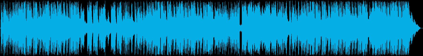 桜の舞い散る新生活(ピアノメイン)の再生済みの波形