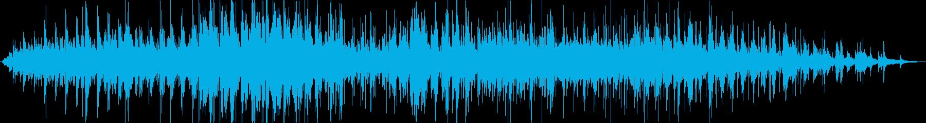 Cold Pianoの再生済みの波形