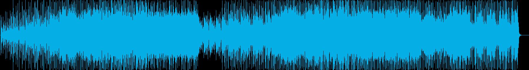 ヘヴィロック 楽しげ エキゾチック...の再生済みの波形