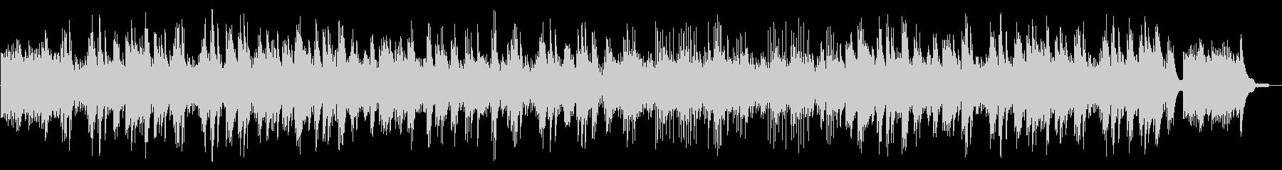 ゆっくり綺麗なピアノソロ バラードの未再生の波形