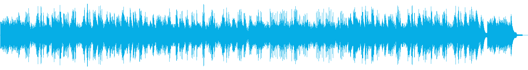 ゆっくり綺麗なピアノソロ バラードの再生済みの波形