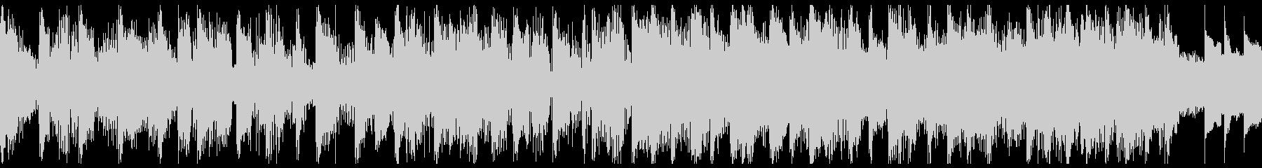 軽快でオシャレなEDM(15秒)の未再生の波形