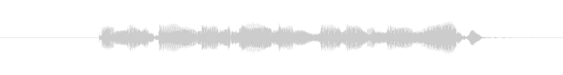 鳴き声 リップスマッキングチャイルド04の未再生の波形