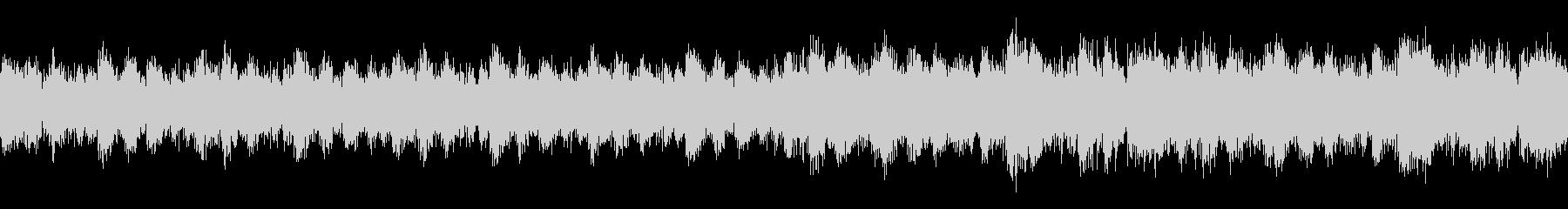 緊迫感 オーケストラ2 ループの未再生の波形