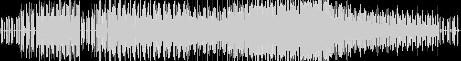 繰り返します。退屈、クレッシェンドの未再生の波形