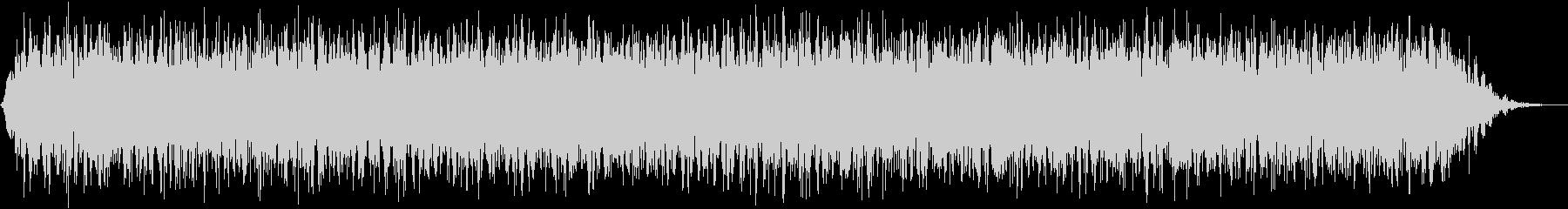 【アンビエント】ドローン_51 実験音の未再生の波形