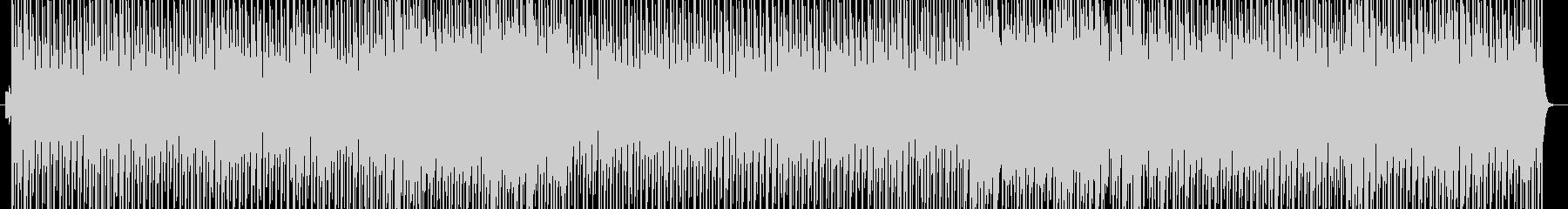 チップチューンっぽい曲ですの未再生の波形