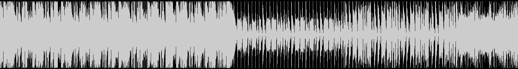 【ループ対応】ブラスファンクポップの未再生の波形