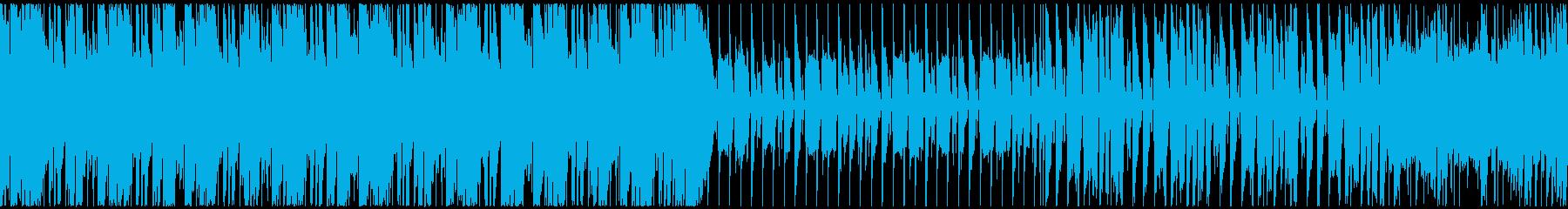 【ループ対応】ブラスファンクポップの再生済みの波形