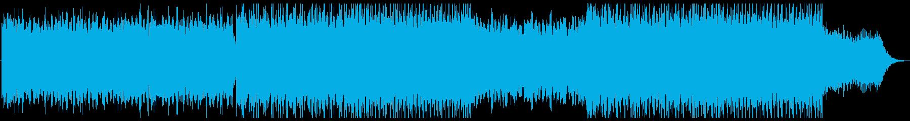 壮大でオリエンタルなシネマティック曲・Kの再生済みの波形
