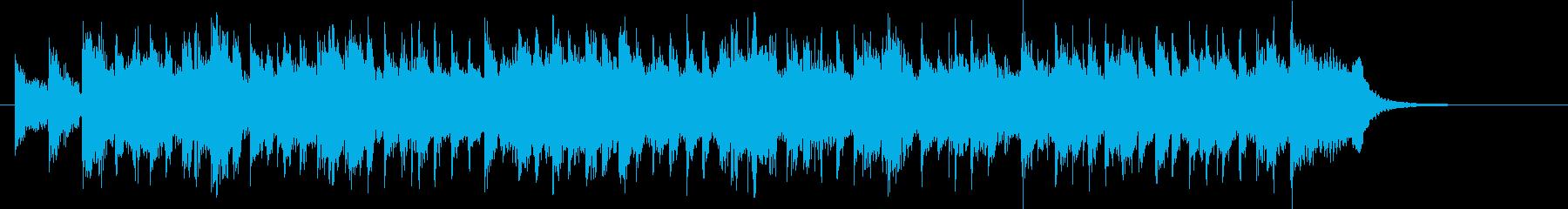 アーバンメロウなフリー・ソウルの再生済みの波形