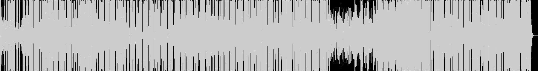 ロック、ラップロックの未再生の波形