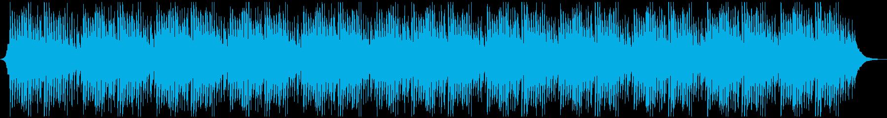 洋楽テイストの感動壮大おしゃれかっこいいの再生済みの波形