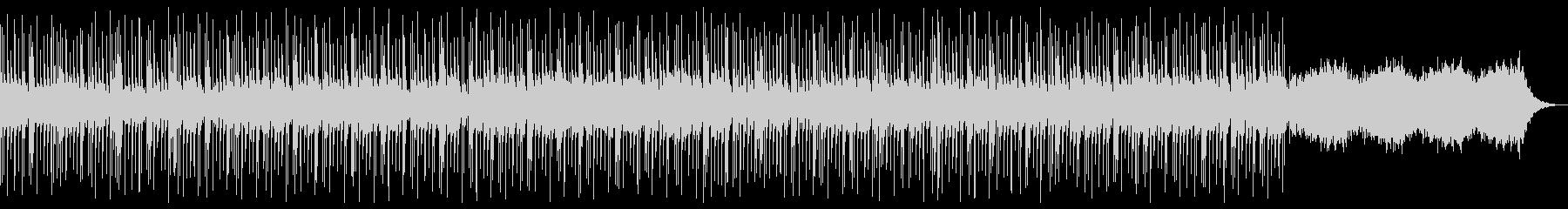 No rhythm version's unreproduced waveform