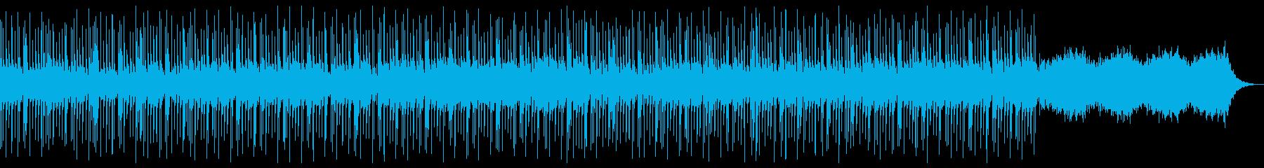 No rhythm version's reproduced waveform