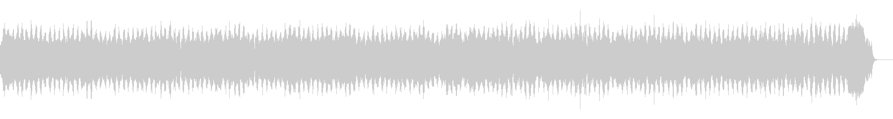 Majestic ballad / orchestra's unreproduced waveform