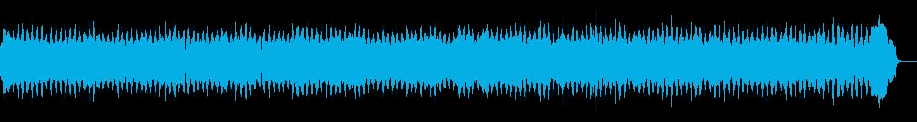 Majestic ballad / orchestra's reproduced waveform