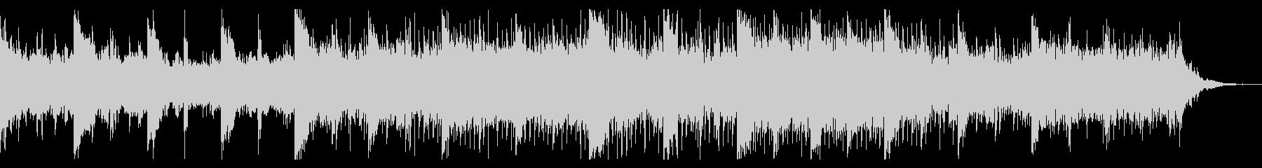 ダークでねじ曲がったテクスチャの未再生の波形