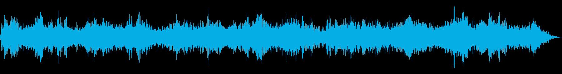フェリー、カーフェリー、カーズオン...の再生済みの波形