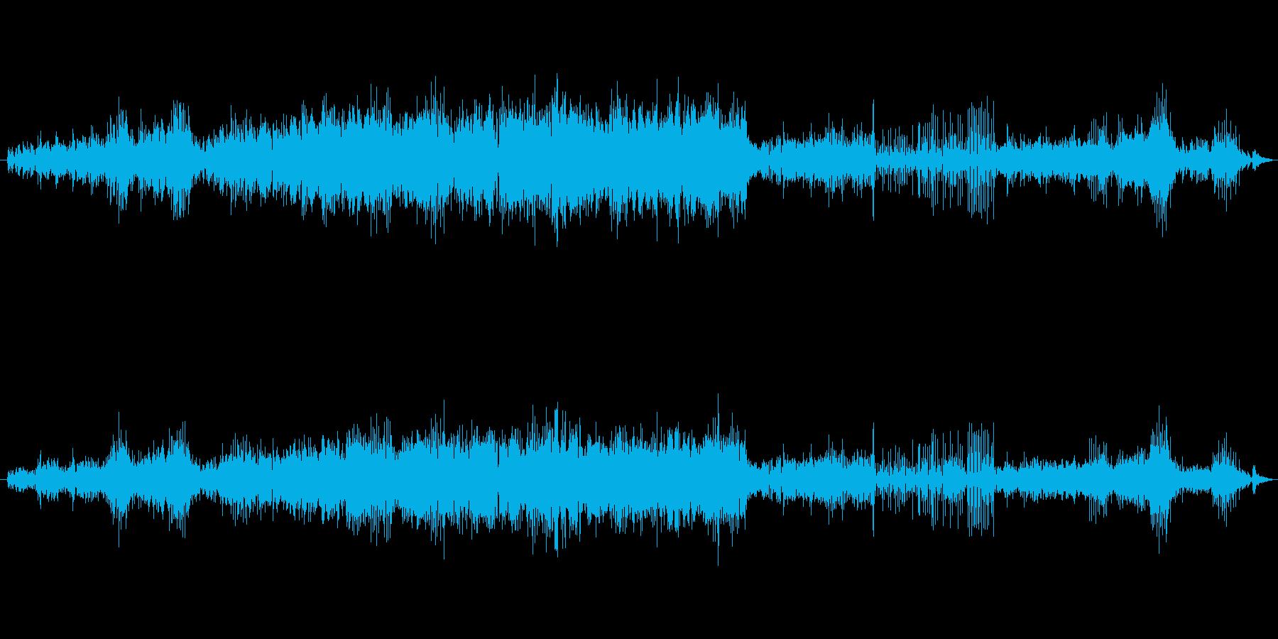 伝統的なジャズ。ライト、ラブ、ソフ...の再生済みの波形