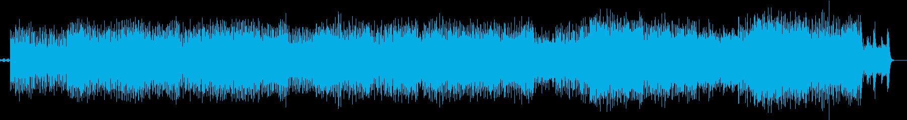 フルムーーン!!☆ハウス☆ピアノ・シンセの再生済みの波形