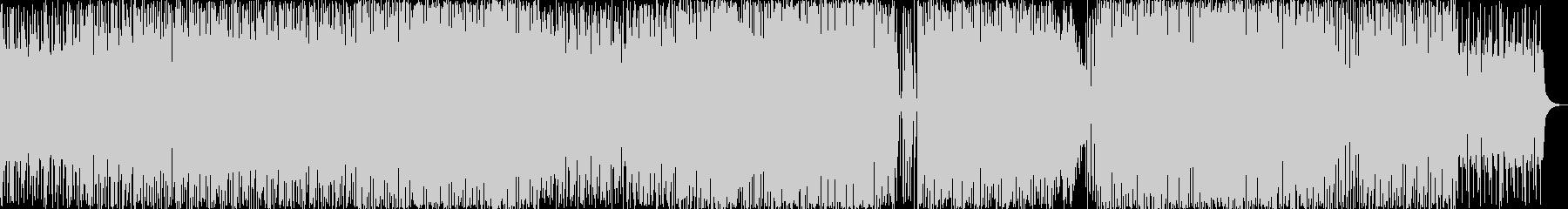 グルーヴ反復ジャズとソロマリンバ。の未再生の波形