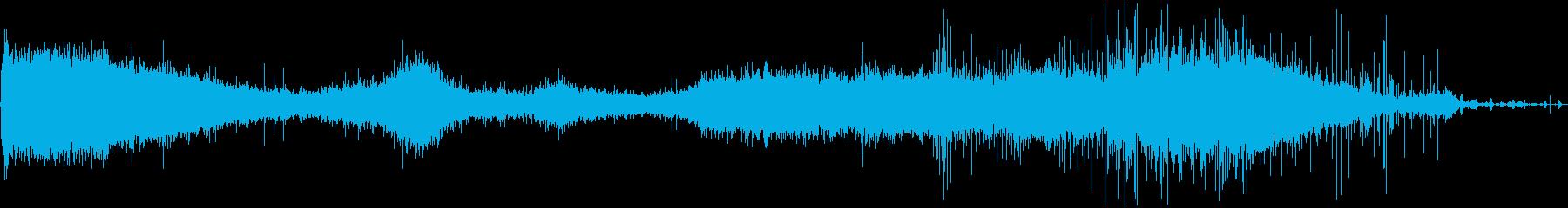 ホットドライシズルスペースフォース...の再生済みの波形