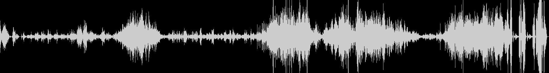 ショパンのバラードOp23の未再生の波形