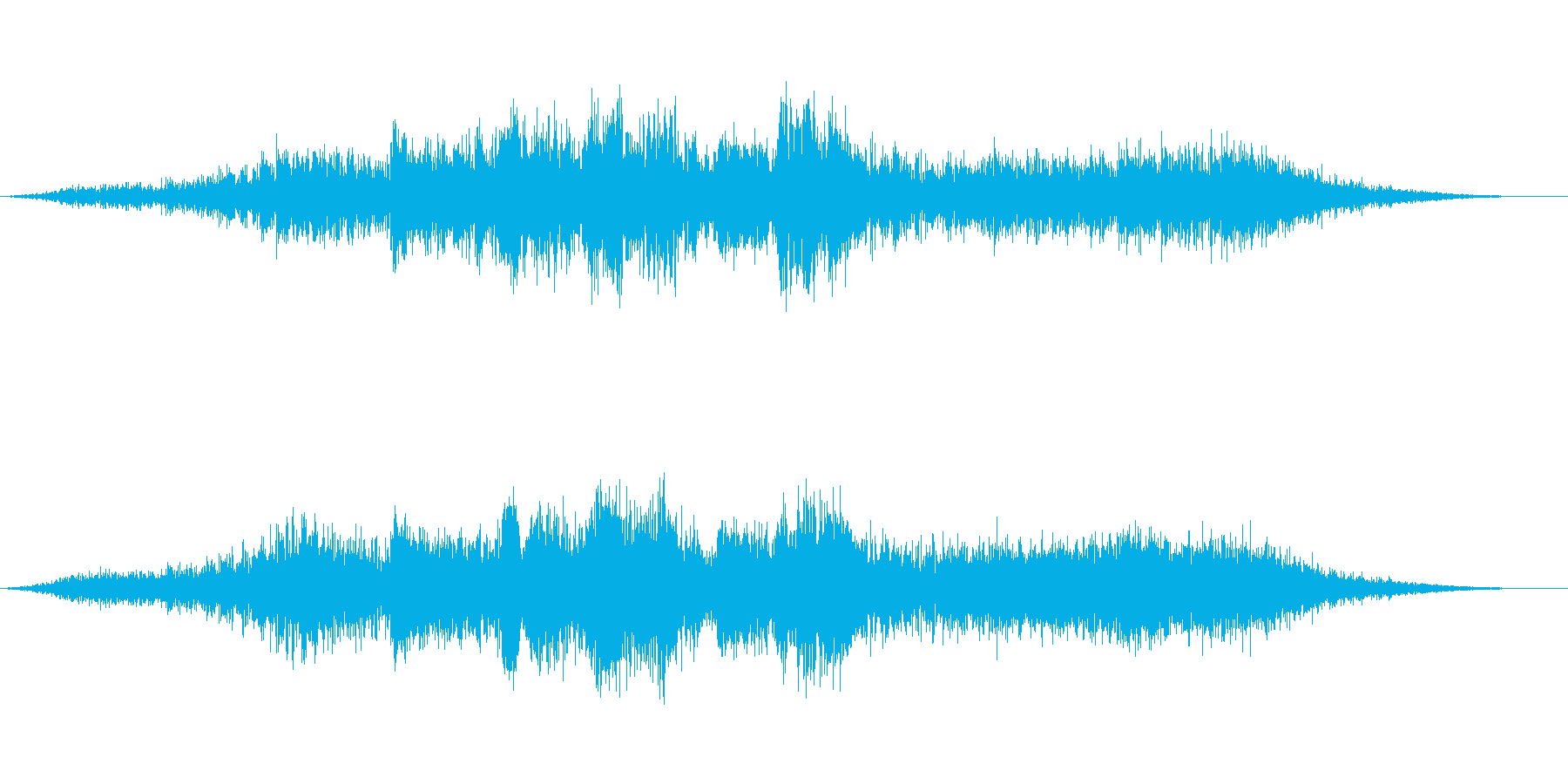 大型バトルクルーザーアプローチ、フ...の再生済みの波形