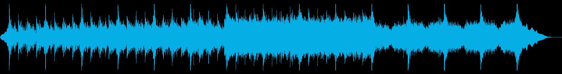 texture17の再生済みの波形