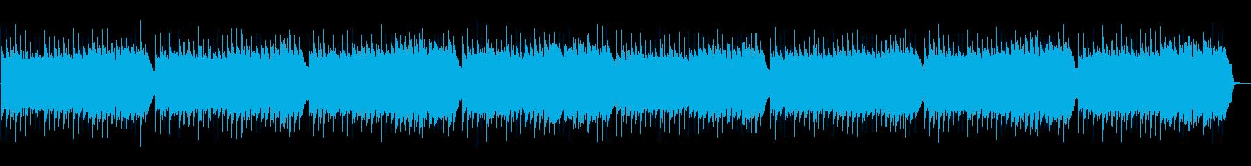 企業VP169、ピアノ、アコギ、穏やかLの再生済みの波形