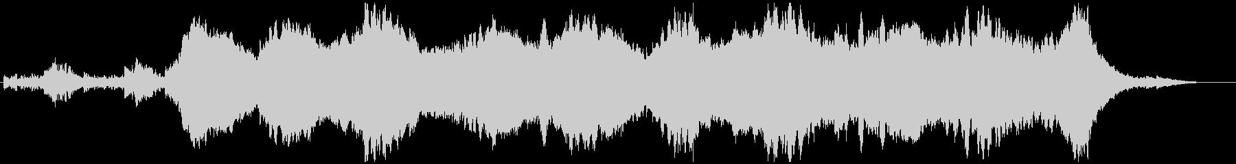 アンビエントミュージック エーテル...の未再生の波形