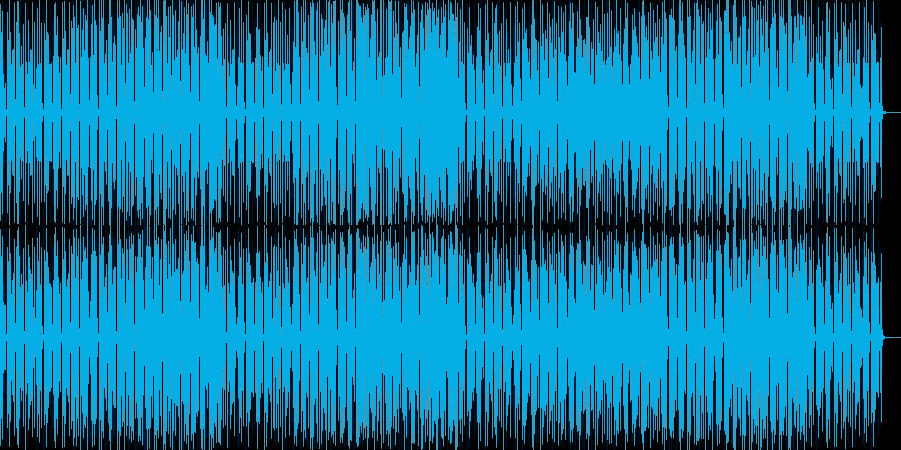 とんちんかんな時のBGMにの再生済みの波形
