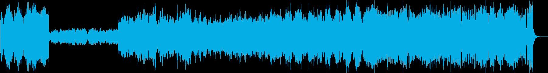 WINDMUSIC鳴り響く吹奏楽の世界の再生済みの波形