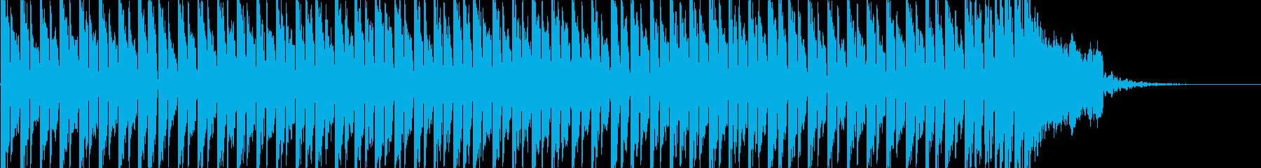 正月定番「さくらさくら」テクノカバーの再生済みの波形
