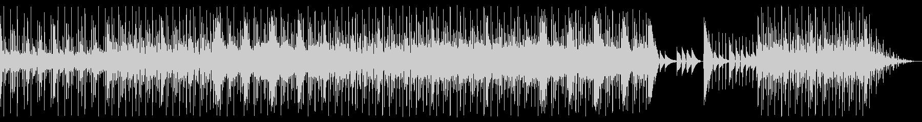クールでホワホワしたポップ_No531の未再生の波形