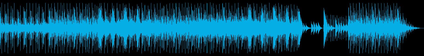 クールでホワホワしたポップ_No531の再生済みの波形