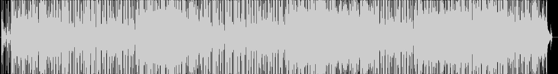 ほのぼのとしたマリンバ入りインストの未再生の波形