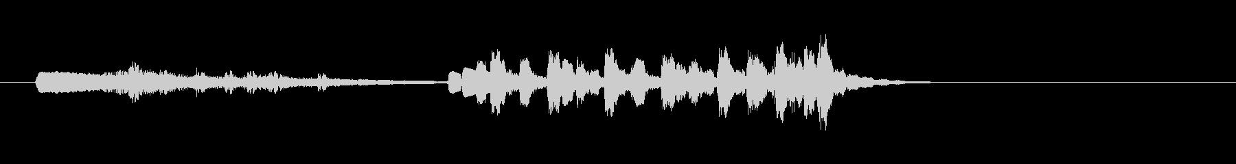 テーマ6B:フルミックス、悲しい、...の未再生の波形
