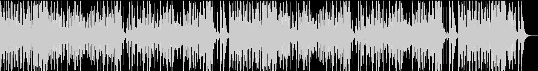 10秒でサビ、クラシック調のコミカルの未再生の波形