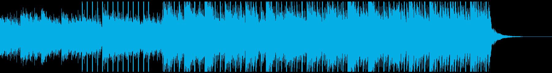 印象的なピアノ/企業VP系05bの再生済みの波形